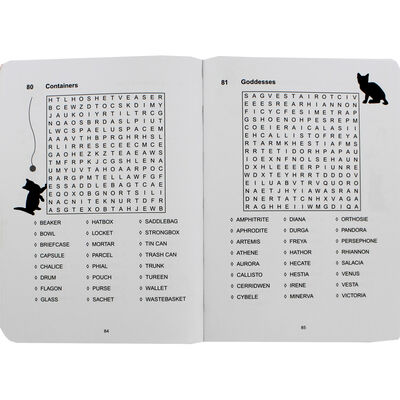 Kitty Wordsearch image number 2