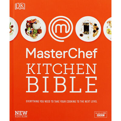 DK MasterChef Kitchen Bible image number 1