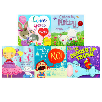 Lovely Reading: 10 Kids Picture Books Bundle image number 3