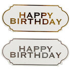 Dovecraft Essentials Die Cut Toppers - Happy Birthday - 12 Pack image number 2