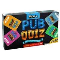 Host a Pub Quiz: Trivia Team Game