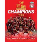 Champions: Liverpool FC Premier League Winners 19/20 image number 1