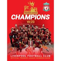 Champions: Liverpool FC Premier League Winners 19/20