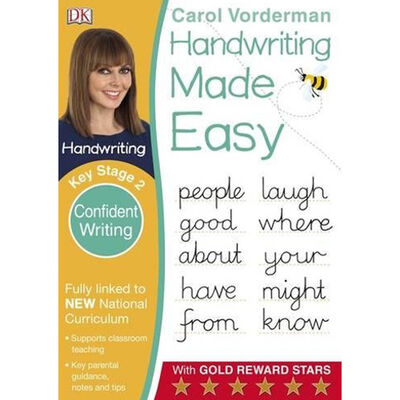 Handwriting Made Easy Ages 7-11 Key Stage 2 Confident Writing image number 1