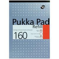 A4 Pukka Metallic Refill Pad: Blue