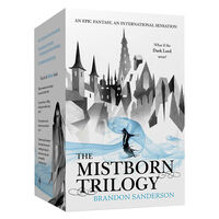 The Mistborn Trilogy: 3 Book Box Set