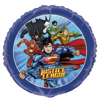 18 Inch Justice League Helium Balloon