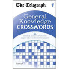 The Telegraph: General Knowledge Crosswords 1 image number 1