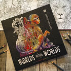 Worlds Within Worlds Colouring Book image number 4