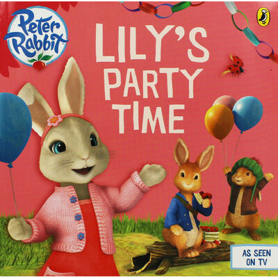 Peter Rabbit: Lily's Party Time image number 1