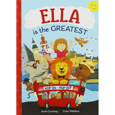 Ella is the Greatest image number 1
