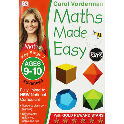 Maths Made Easy: Ages 9-10 image number 1