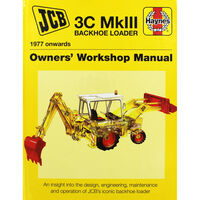 Haynes 3C MkIII Backhoe Loader