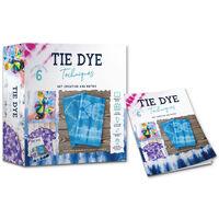 Tie Dye Techniques Kit
