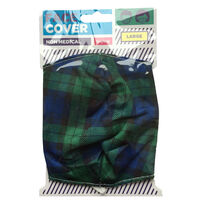 Tartan Reusable Face Covering