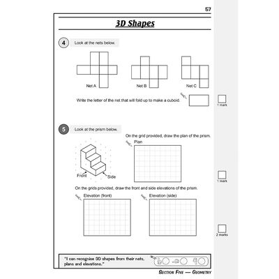 KS2 Maths Targeted Question Book: Year 5 image number 2