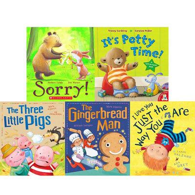 Sleepyhead Tales: 10 Kids Picture Books Bundle image number 2