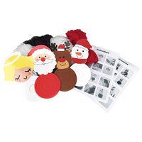 Pom Pom Kit: Christmas