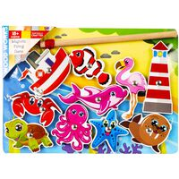 Magnetic Fishing Game Assorted