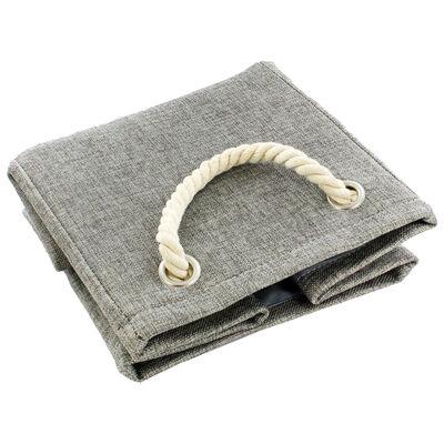 Grey Folding Storage Bag image number 3