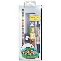Animal Crossing Villager Squares Stationery Set