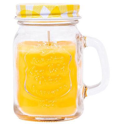 Citronella Candle Jar: Assorted image number 1