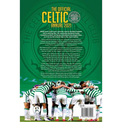 The Official Celtic FC Annual 2021 image number 3
