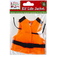 Elf Life Jacket Costume
