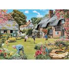 Cottage Garden 500 Piece Jigsaw Puzzle image number 2