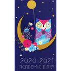 Slim Owl Week to View 2020-21 Academic Diary image number 1