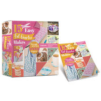 15 Easy Fat Quarter Makes Kit