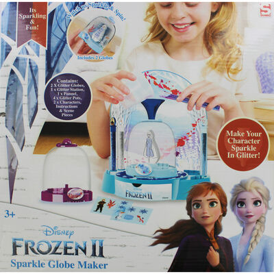 Disney Frozen 2 Sparkle Globe Maker image number 2