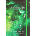 Zodiac Collection Capricorn Lined Notebook image number 1