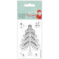 Tree Clear Stamp