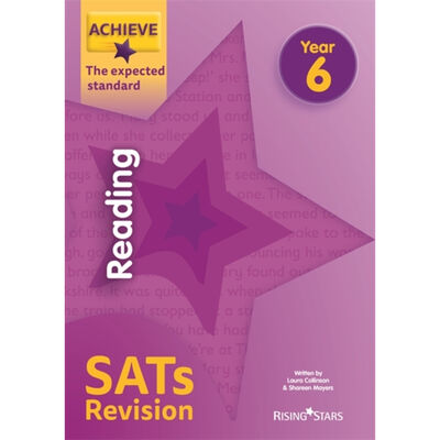 Achieve Reading SATs Revision: Year 6 image number 1