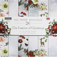 The Essence of Christmas Paper Pad - 12x12 Inch