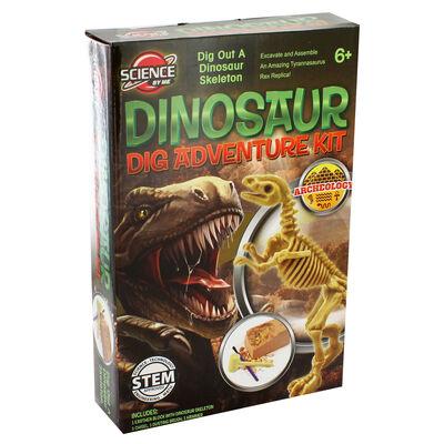 Dinosaur Dig Adventure Kit image number 1