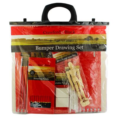 Bumper Drawing Set image number 1