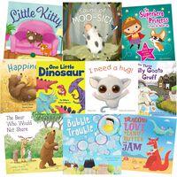 Dinosaurs & Dragons: 10 Kids Picture Books Bundle