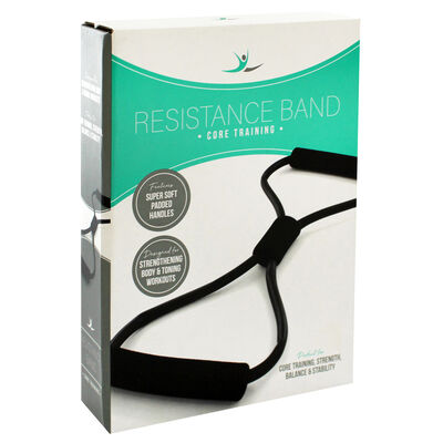Dual Exercise Resistance Band image number 1