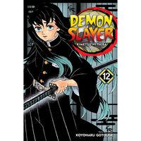Demon Slayer: Kimetsu no Yaiba Volume 12