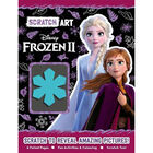 Disney Frozen 2: Scratch Art image number 1