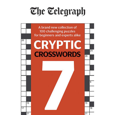 The Telegraph Cryptic Crosswords 7 image number 1