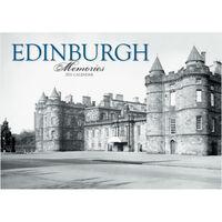 Edinburgh Memories A4 Calendar 2021