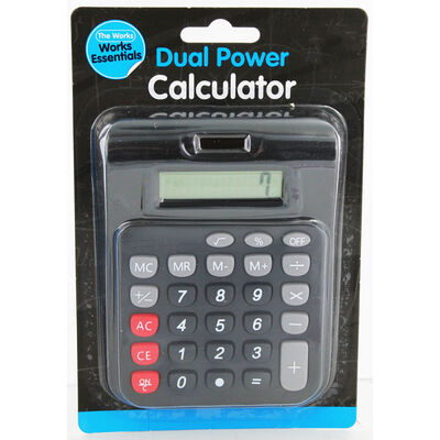 Dual Power Calculator image number 1