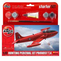 Airfix 1:72 Hunting Percival Jet Provost Model Kit