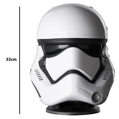 Giant Star Wars Stormtrooper Helmet Bluetooth Wireless Speaker image number 2