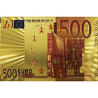 Metallic Euro Note Style Playing Cards - Assorted image number 1