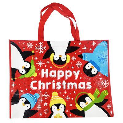 Christmas Reusable Shopping Bag - Assorted image number 5