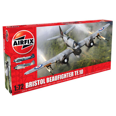 Airfix Bristol Beaufighter TF-10 Model Kit image number 1